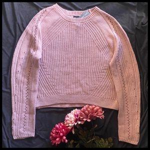 Wet Seal open knit sweater